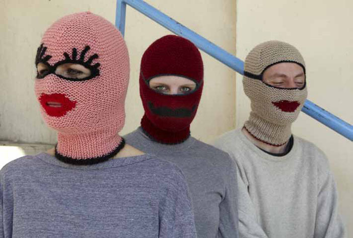 Gang of Ski masks