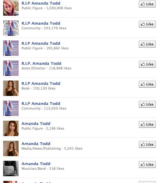 Amanda Todd: Viral in Death | Fake Pretty