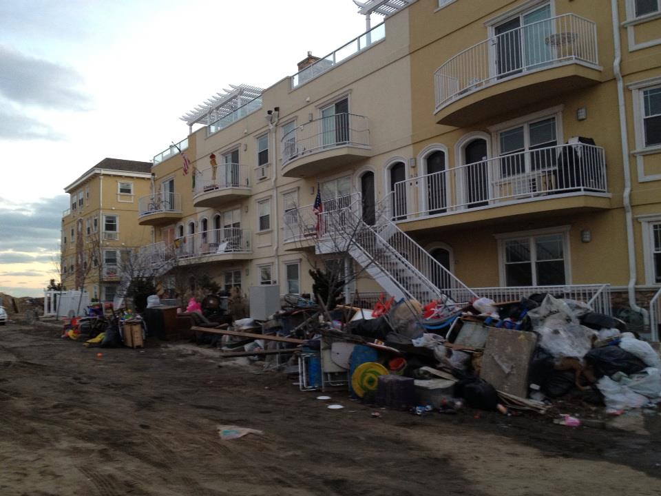Rockaways Post Hurricane Sandy