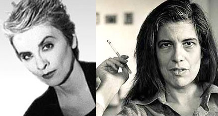 The best video on the Internet featuring Susan Sontag and Camille Paglia
